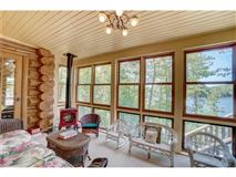charming home offers lake views luxury real estate