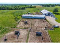 Luxury properties charming home on great horse acreage