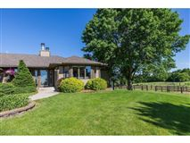 Mansions in charming home on great horse acreage