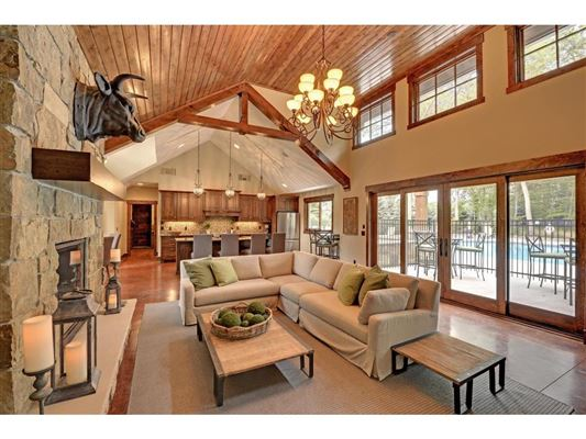 Luxury real estate quality and character