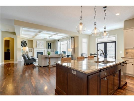 Luxury homes in quality and character