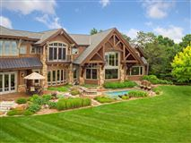 Luxury properties Legacy property on the St. Croix River