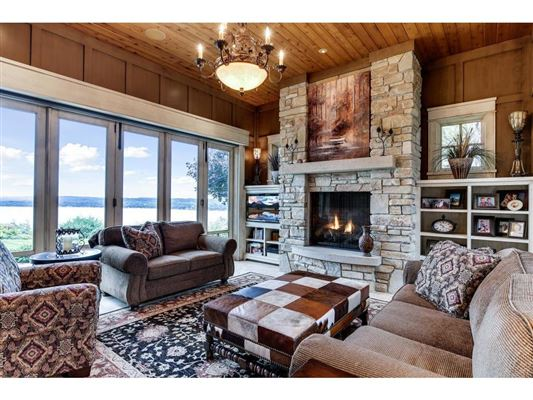 Legacy property on the St. Croix River luxury real estate