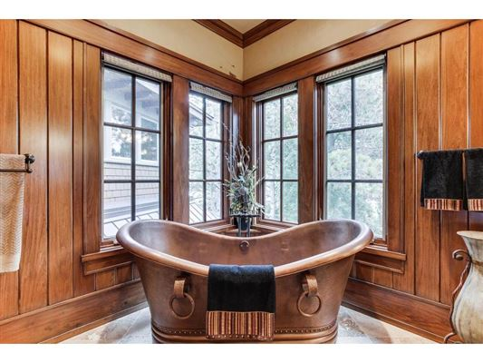 Luxury real estate Legacy property on the St. Croix River