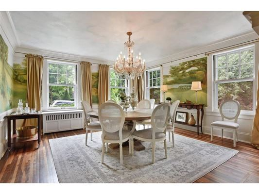 exquisite colonial awaits luxury real estate