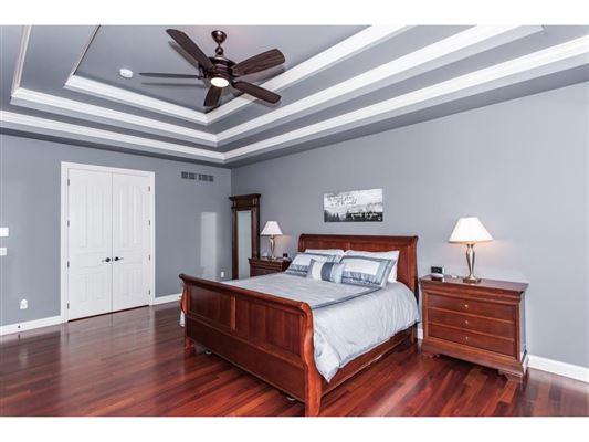 Elegant custom built all brick Ranch luxury real estate