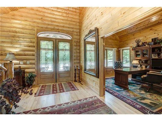 Fully furnished Namekagon Lake luxury estate luxury real estate