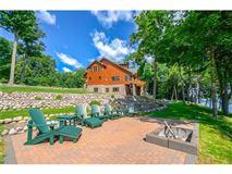 Mansions Fully furnished Namekagon Lake luxury estate