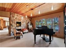 Luxury homes in impeccably kept estate on the Pike Lake chain