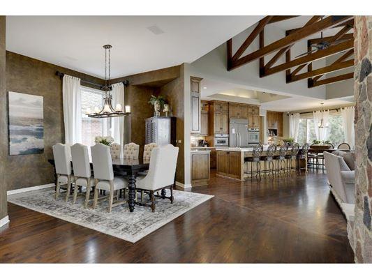 Luxury homes Gorgeous executive home