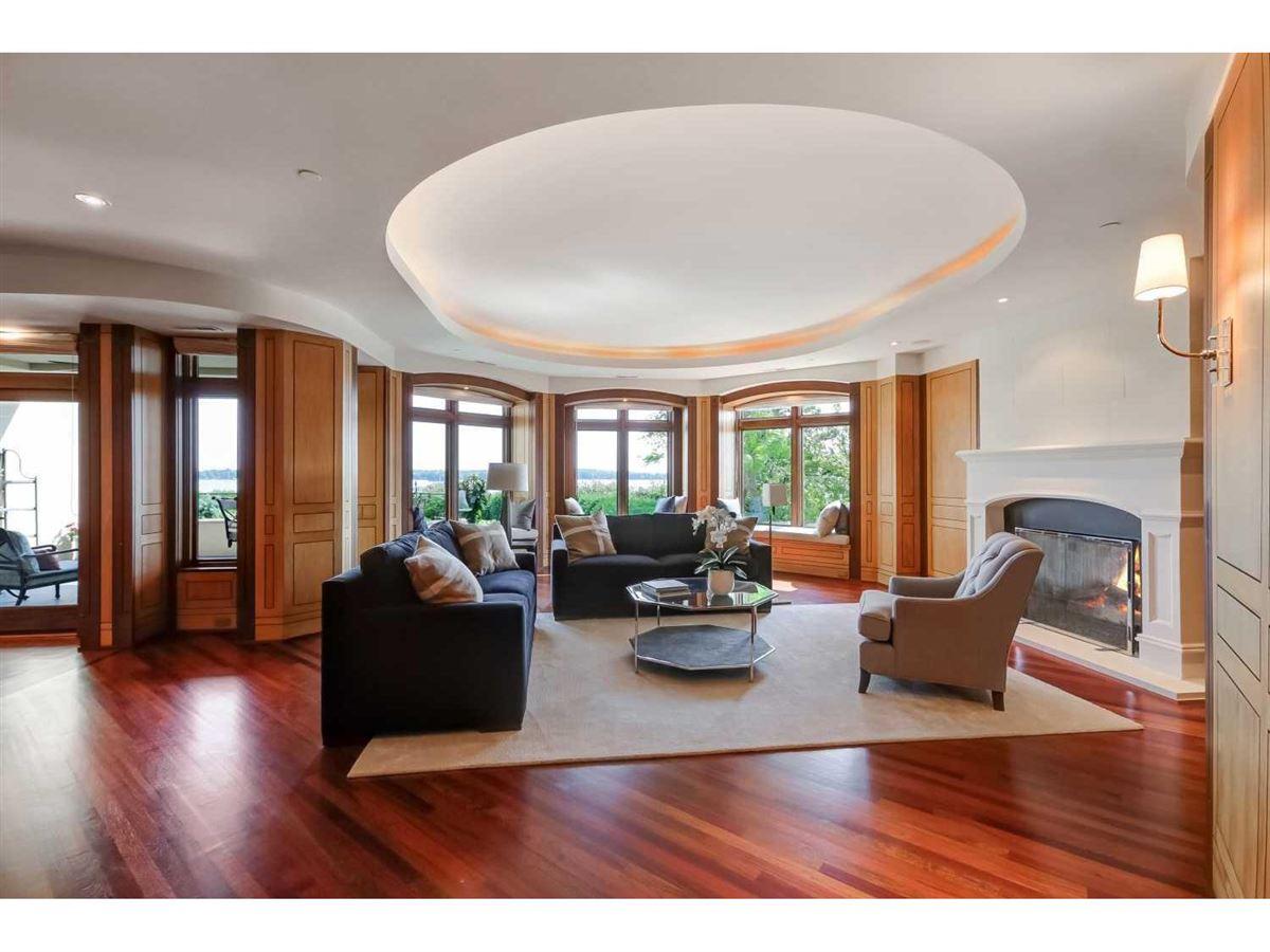 custom built condo at the Harrington House luxury real estate