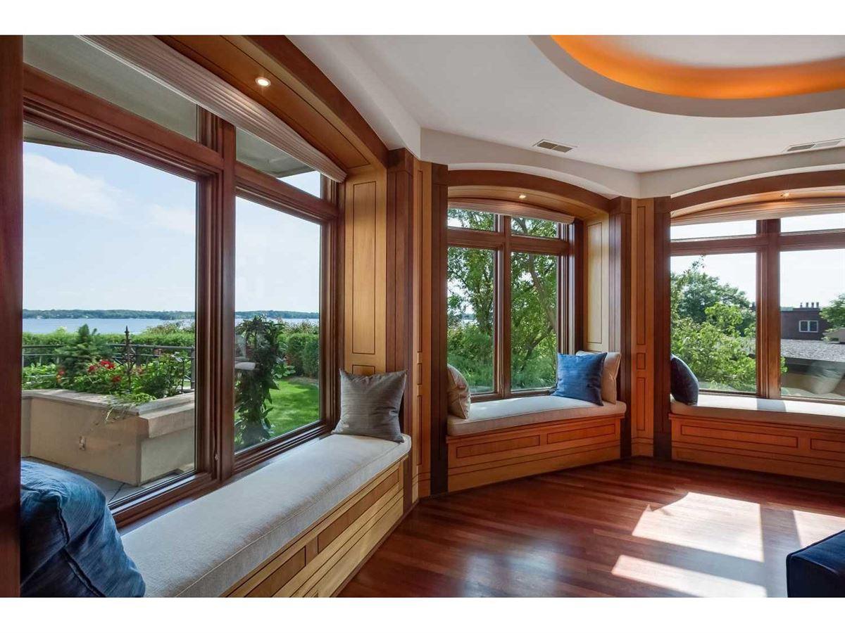 Luxury homes in custom built condo at the Harrington House