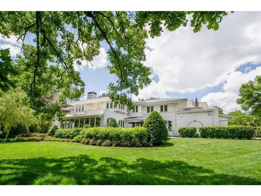 Elegant West Lake Harriet Parkway landmark luxury properties