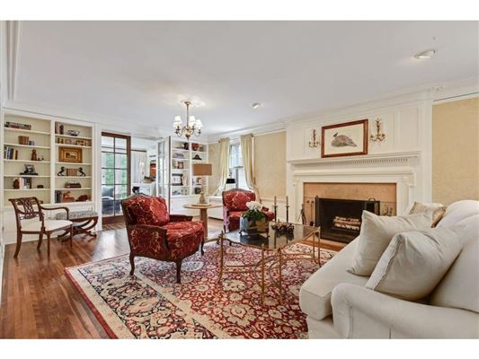 Enchanting, historic white colonial luxury real estate