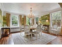 Mansions Enchanting, historic white colonial