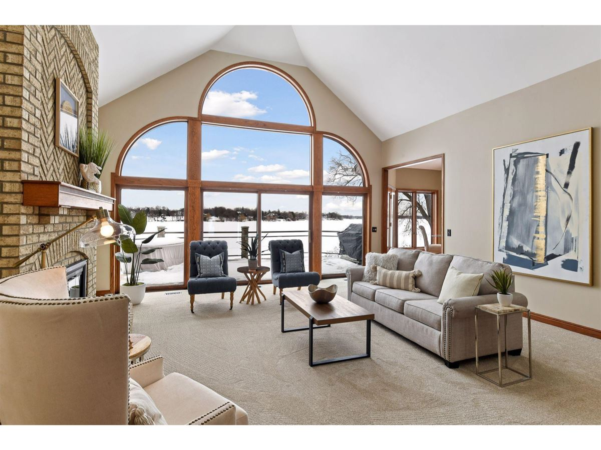 Lake living at its finest! luxury homes