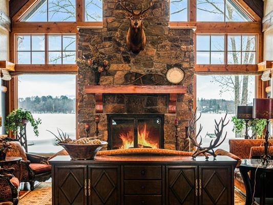Luxury homes in Extraordinary Waterfront Property