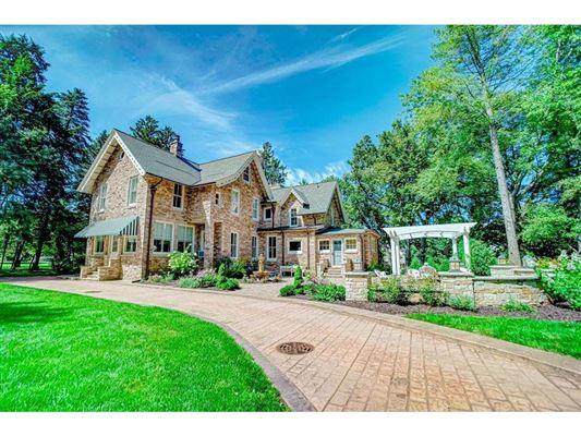 Luxury homes a historic Victorian mansion