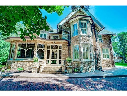 a historic Victorian mansion luxury homes