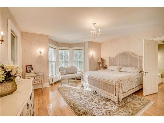 Luxury properties a historic Victorian mansion