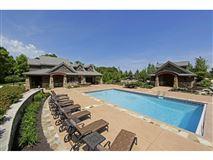 Luxury real estate beautiful walkout rambler on 40-plus acres
