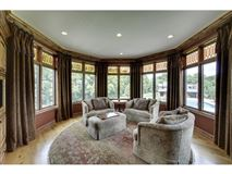 Luxury homes in beautiful walkout rambler on 40-plus acres