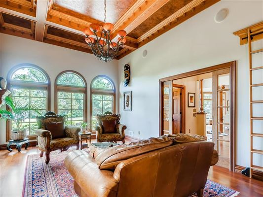 Rare opportunity on West Cedar Lake! luxury real estate