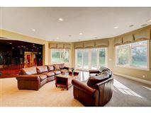 expansive estate on private Gem Lake mansions