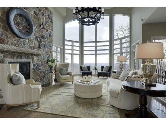 Gorgeous executive home mansions
