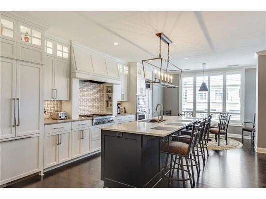 Luxury real estate two-story condo
