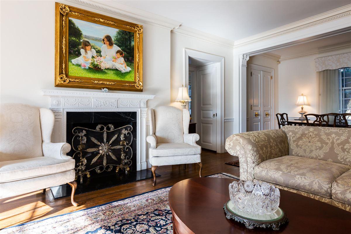 Luxury properties MAGNIFICENT GEORGIAN ESTATE