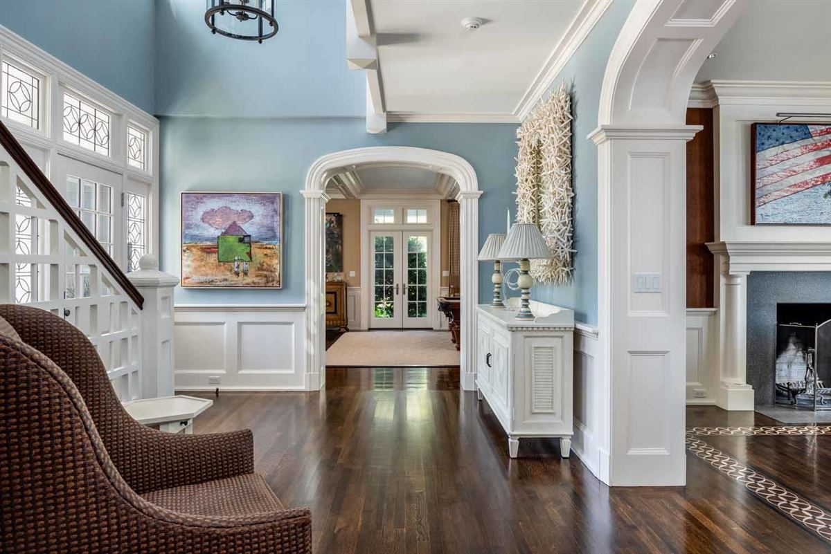 Luxury properties Stunning Waterfront Estate in a Gated Community