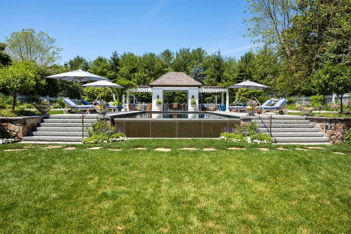 Luxury real estate Stunning Waterfront Estate in a Gated Community