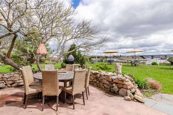 a hidden waterfront gem luxury real estate
