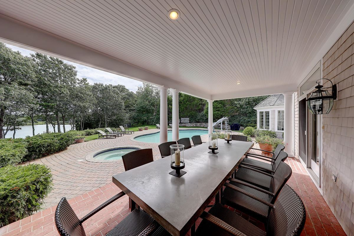 Luxury real estate A sublime sanctuary in marstons mills