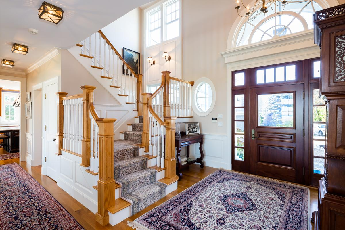 Steps Away From Downtown Chatham  luxury homes