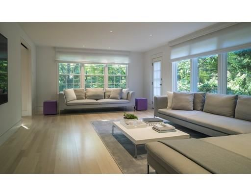 Luxury homes classic architectural elegance with a refined modern interior