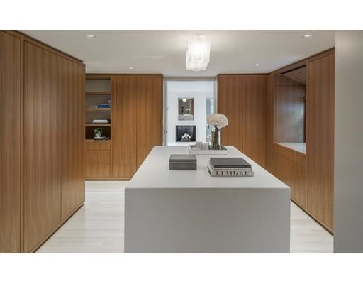 Luxury real estate classic architectural elegance with a refined modern interior