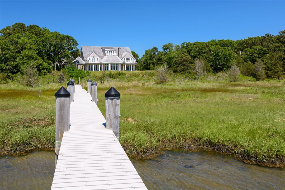 Experience the ultimate waterfront lifestyle luxury real estate