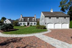 Mansions stunning traditional waterfront estate