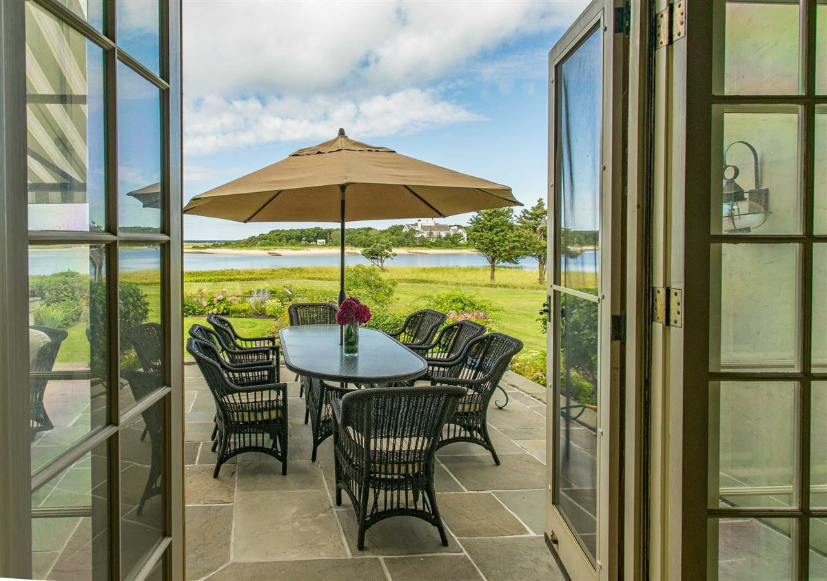 Luxury homes in Exquisite waterfront estate in Osterville