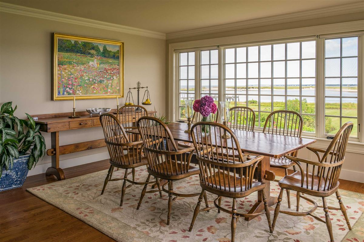 Luxury homes Exquisite waterfront estate in Osterville
