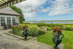 Mansions in Exquisite waterfront estate in Osterville