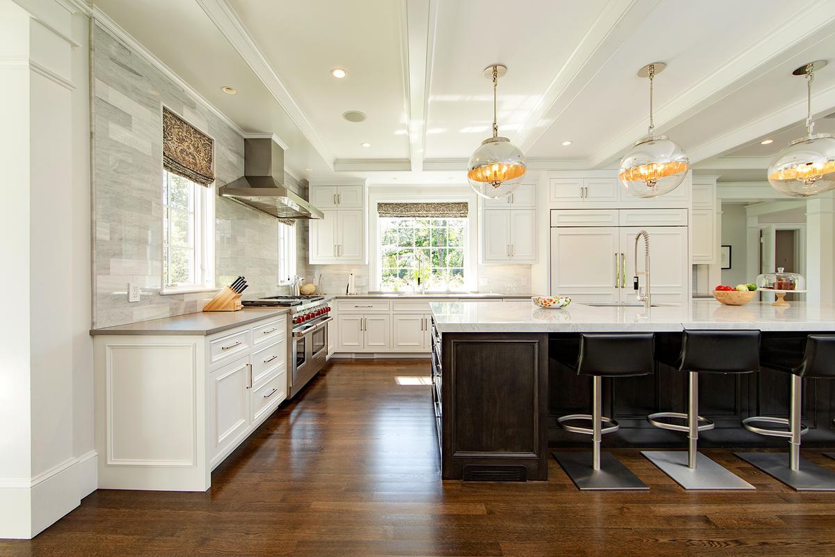 Luxury homes Custom designed in Chestnut Hill