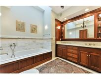 Luxury real estate an elegant home on quintessential chestnut street