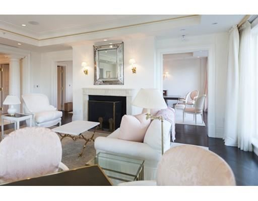 large unit in The residences at the Mandarin luxury homes