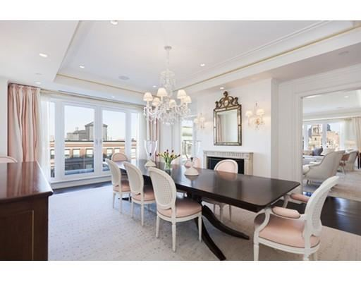 large unit in The residences at the Mandarin luxury real estate