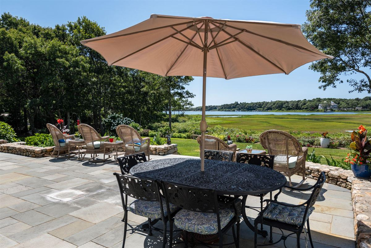 Luxury properties spacious estate overlooking West Bay