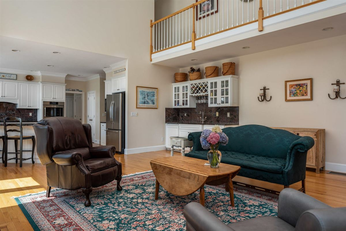 Luxury homes spacious estate overlooking West Bay