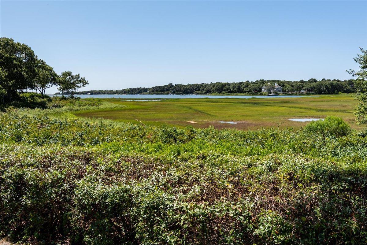 Luxury homes in spacious estate overlooking West Bay